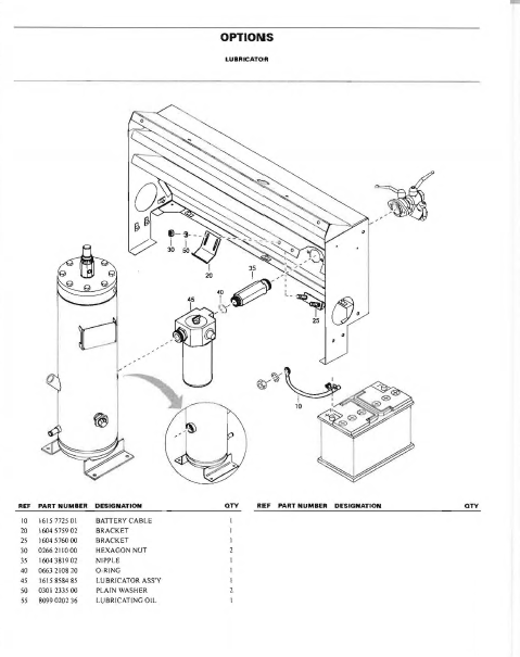 Atlas Copco Parts Manual With Exploded Views Manual PDF