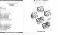 Cummins Engine Signature, ISX, QSX15 Service Manual Download