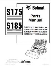 Bobcat Skid Steer Wiring Diagrams Bobcat 873 Electrical