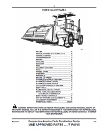 Bomag MPH362-364-454 Recycler Stabilizer Parts Repair PDF