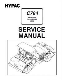 Bomag / Hypac C784 PDF Service Manual Download