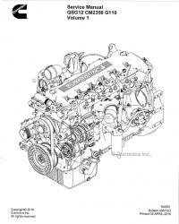 Download Cummins Engine QSG12 CM2350 G110 Service Manual PDF