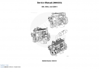 Cummins Engine ISM, ISMe, QSM11 Manual Download