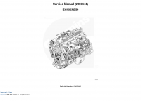 Cummins Engine ISX11.9 Service Manual Download