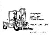 Fiat OM Forklift spare parts catalogue, parts manuals