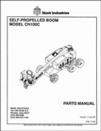 Mark Lift service manual, repair manual, maintenance
