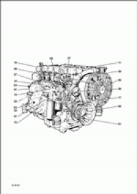 Deutz Engine BFM 1012-1013