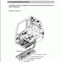 Hyundai Construction Equipment Operating Manuals