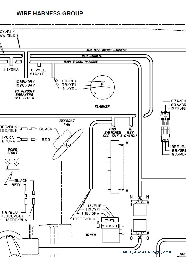 Tennant 355 and 385 Gas/LP/Diesel PDF Service Manual