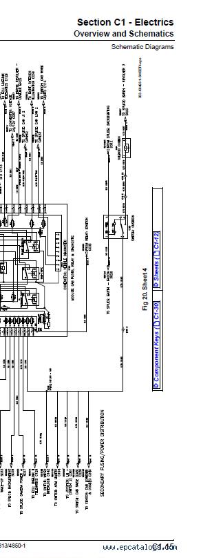 Download JCB Excavator JS370 Tier 2 DieselMax Engine