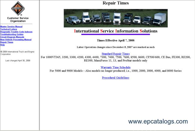 Remarkable 2007 International 7400 Wiring Schematics Pictures ...