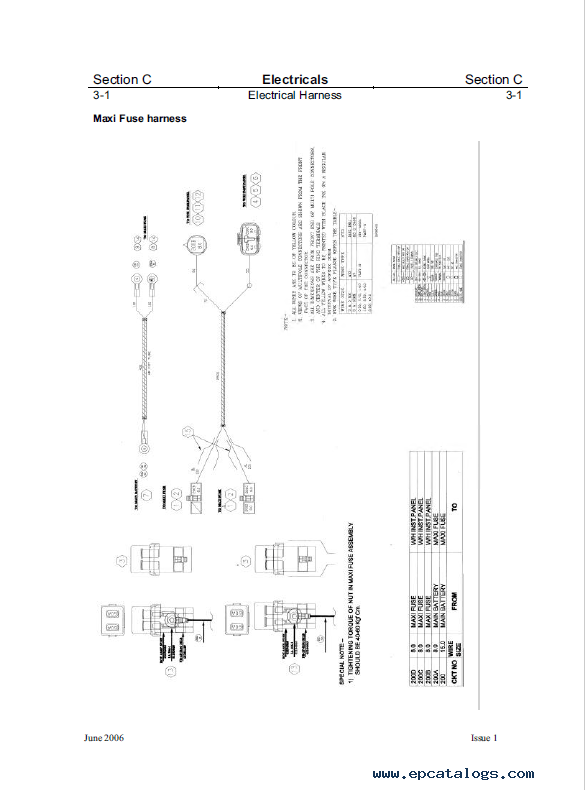 Download JCB Backhoe Loader 4DX Service Manual PDF