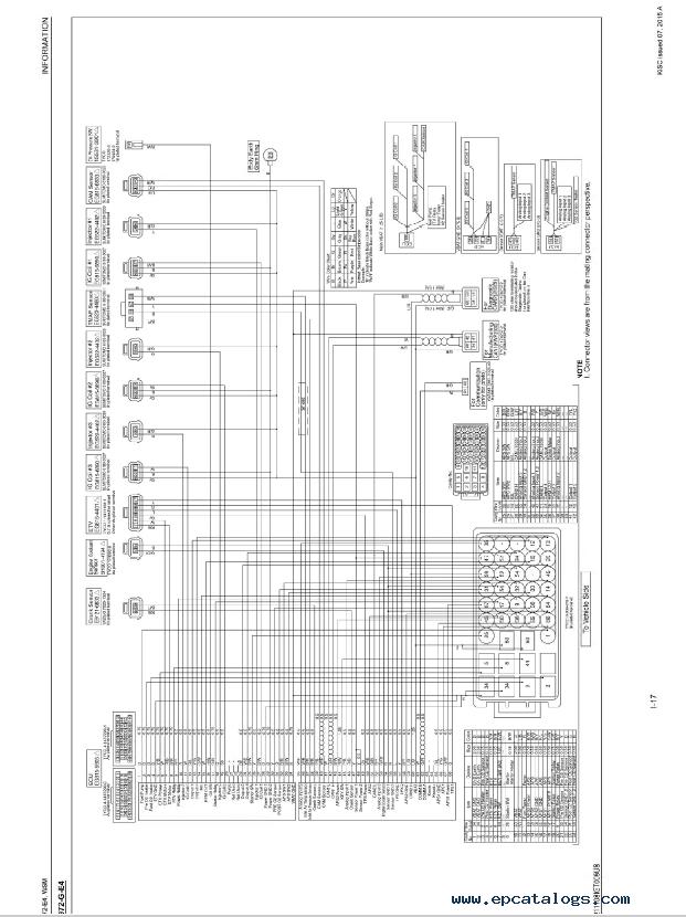 Kubota WG972 E4 Gasoline, LPG, Gas Engine PDF 9Y111-11080 PDF