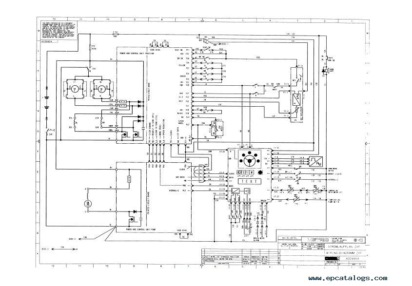 Clark Forklift Wiring Diagram : 29 Wiring Diagram Images
