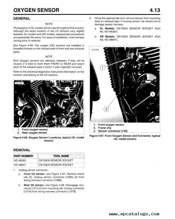 Download Harley Davidson Sportster 2010 Service Manual