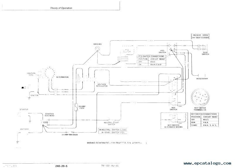 Massey Ferguson 180 Parts Diagram : Mf wiring diagram images