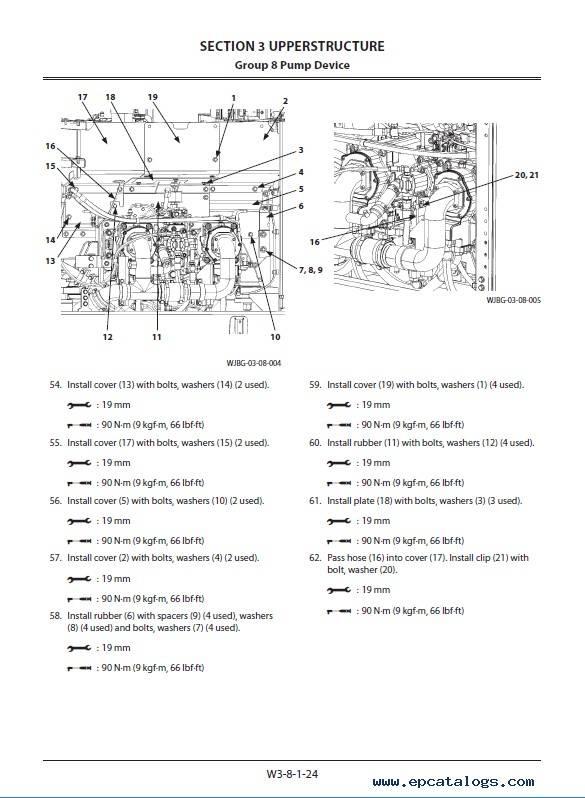 Hitachi Excavator ZX670LC-5A ZX690LCH-5A Workshop PDF