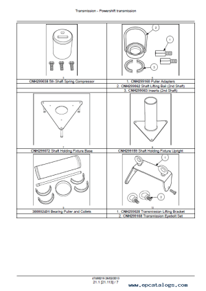 New Holland T9390450505560615670 Tractor Service PDF