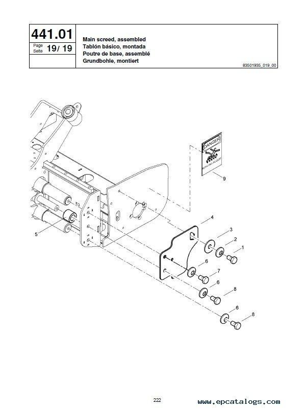 Bomag Spare Parts Catalog | Jidimotorco