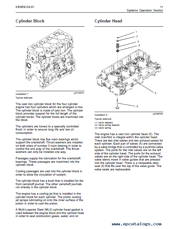 Download Perkins Industrial Engines 1204E Testing Adjusting