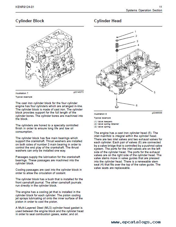 Download Perkins Industrial Engines 1204E Testing Adjusting
