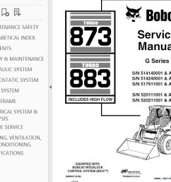 repair manual bobcat 873 883 turbo hf loaders g series service manual pdf 2 [ 1023 x 792 Pixel ]