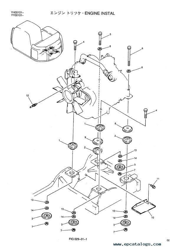 Kobelco SK135SR(LC) SK135SRL Hydraulic Excavators PDF