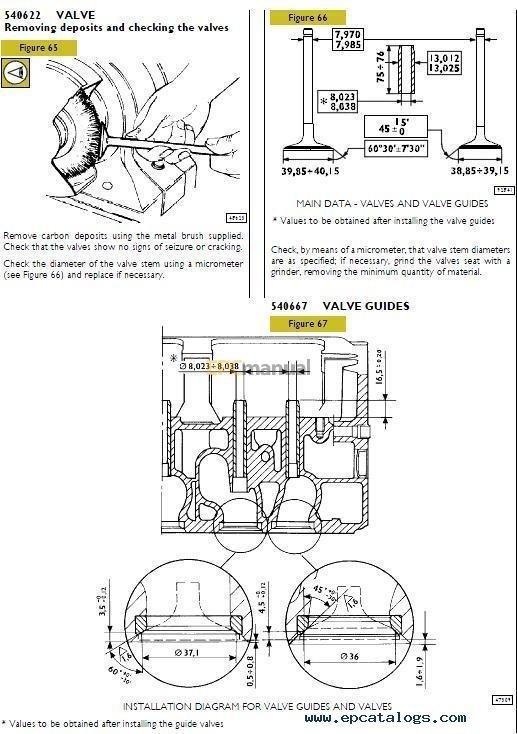 Iveco Cursor 13 TE1 TE2 TE3 G-DRIVE repair manual, PDF