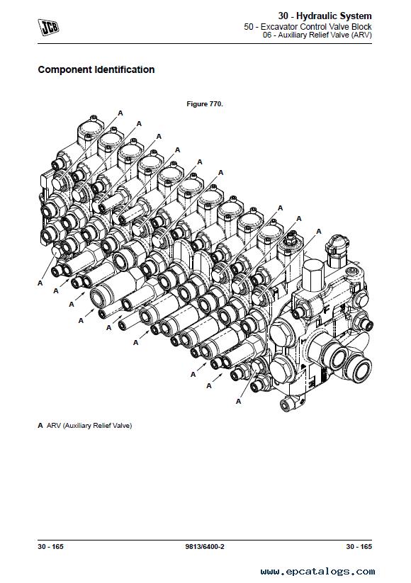 JCB Compact Excavator 45Z-1, 48Z-1, 51R-1 Service Manual