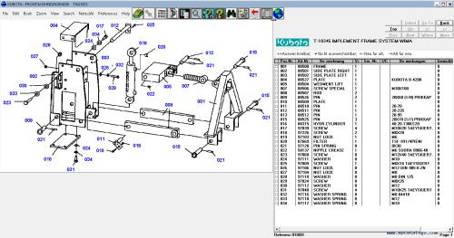 small resolution of spare parts catalog kubota spare parts catalog 3