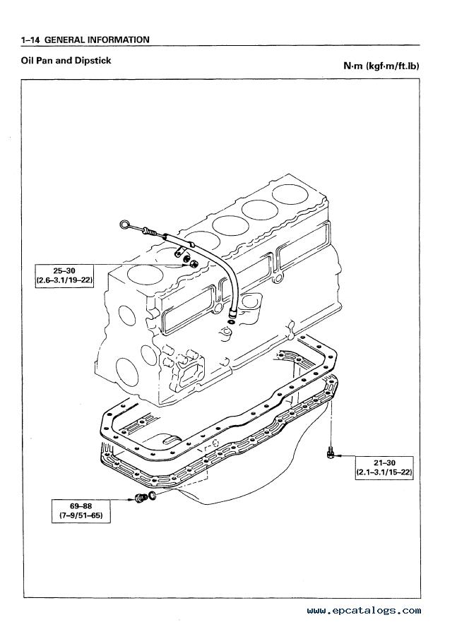 Kobelco SK200SR/SRLC/SRLC-1S Excavator Shop Manual PDF