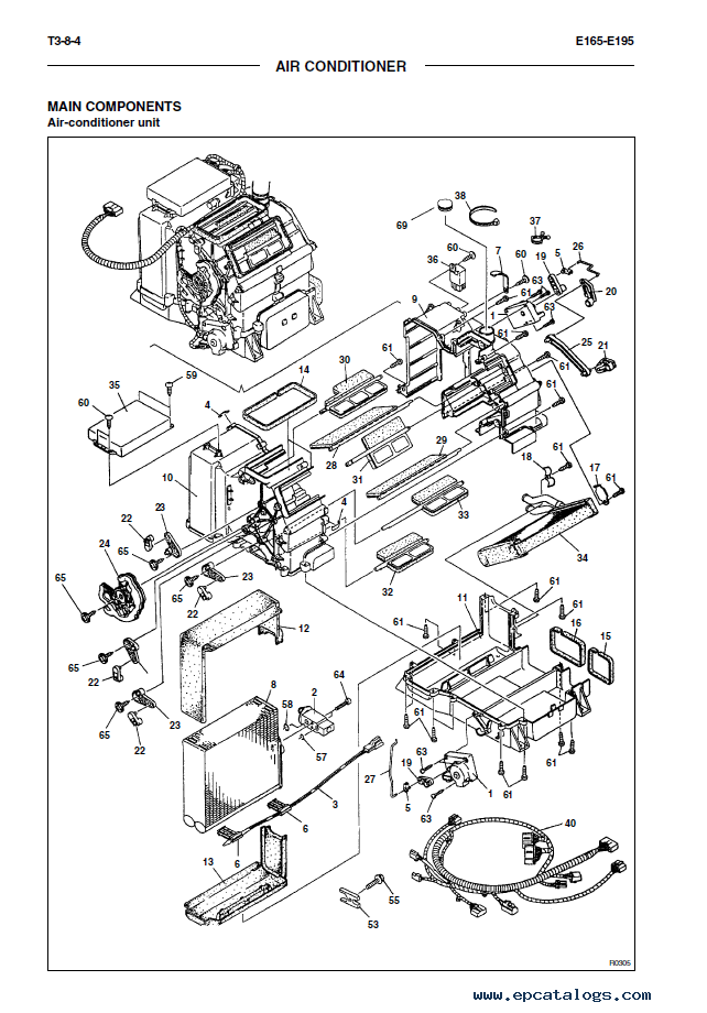 Fiat Kobelco E165 E195 Evolution Workshop Manual PDF