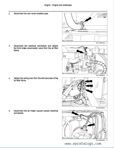 Case Tractors Puma 170/185/200/215/230 CVT PDF Manual