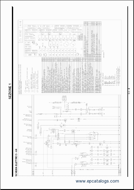 HITACHI workshop manuals parts catalogs Download