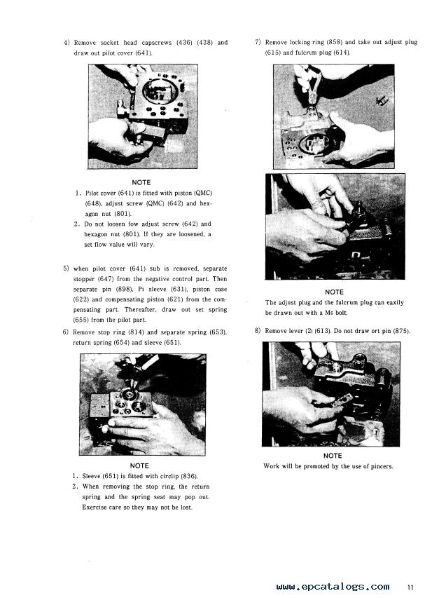 Kobelco K912-II & K912LC-II Excavator PDF Service Manual