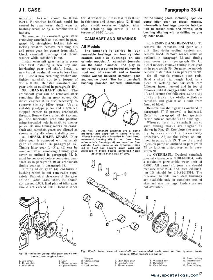 Case 580ck Alternator Wiring Diagram Case 580C Wiring