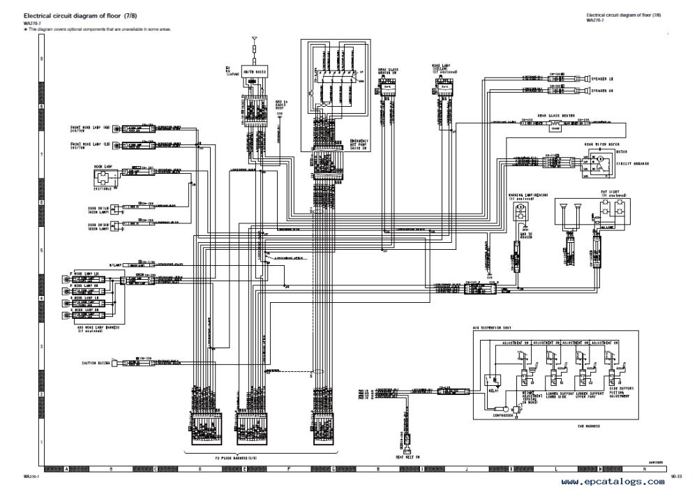 medium resolution of komatsu fg forklift wiring diagram 30011