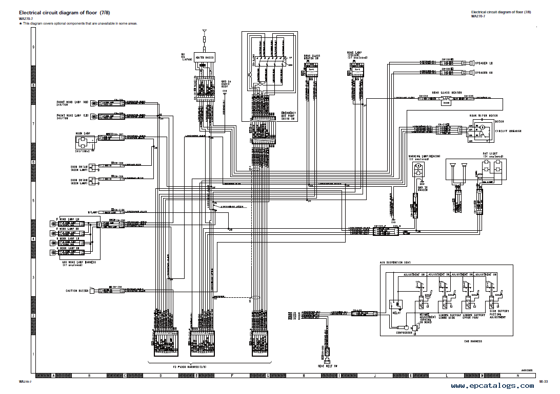 hight resolution of komatsu fg forklift wiring diagram 30011