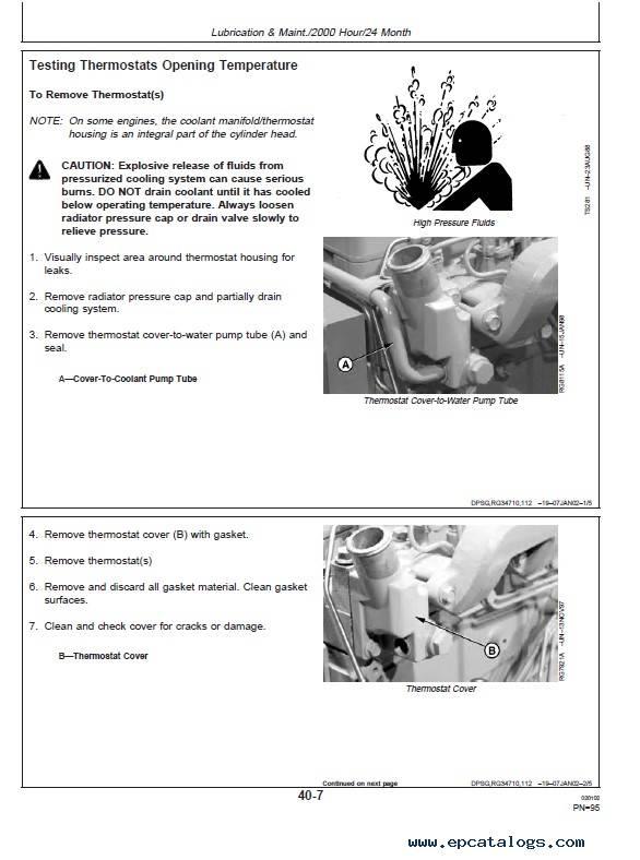 JD PowerTech 4.5L 6.8L Diesel Engine Operators Manual PDF