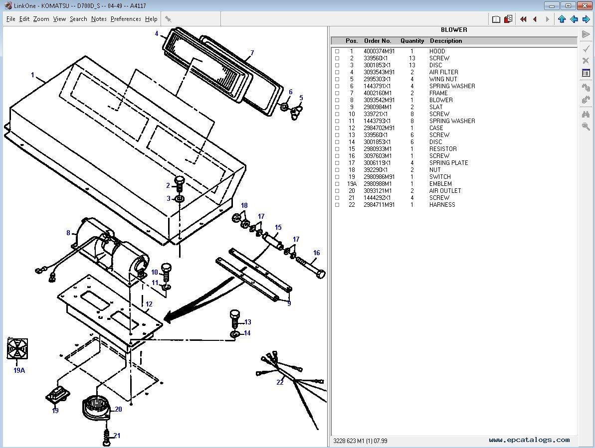 Komatsu Wb150 Backhoe Wiring Diagram Wiring Diagrams