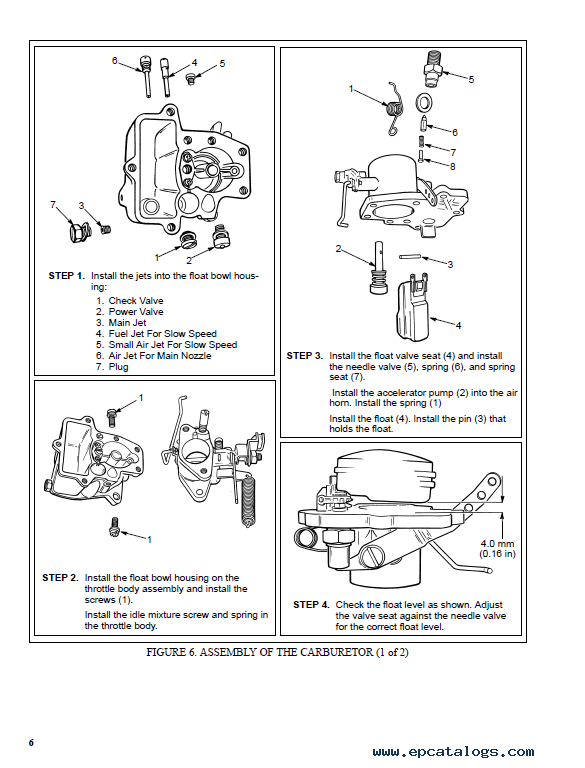 Hyster Class 5 For C001 Internal Engine Trucks PDF Repair