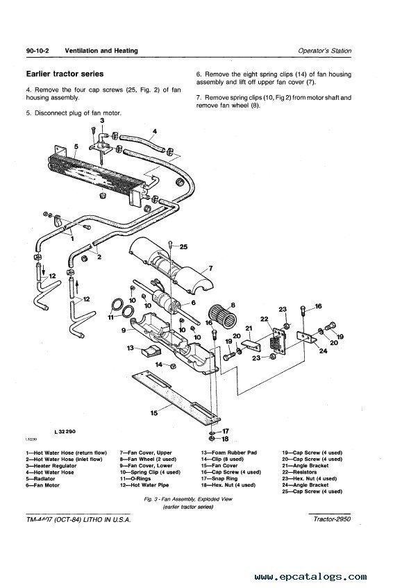 John Deere Electrical Diagrams ~ Wiring Diagram And Schematics