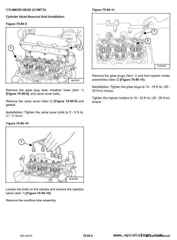 Bobcat CT122 Compact Tractor Service Manual PDF