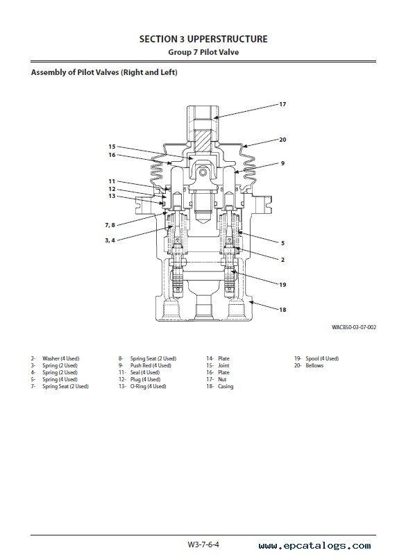 Hitachi Excavator ZX17U-5A/19U-5A Workshop Manual PDF