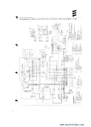 John Deere 1263 Harvester TM1962 Workshop Manual PDF