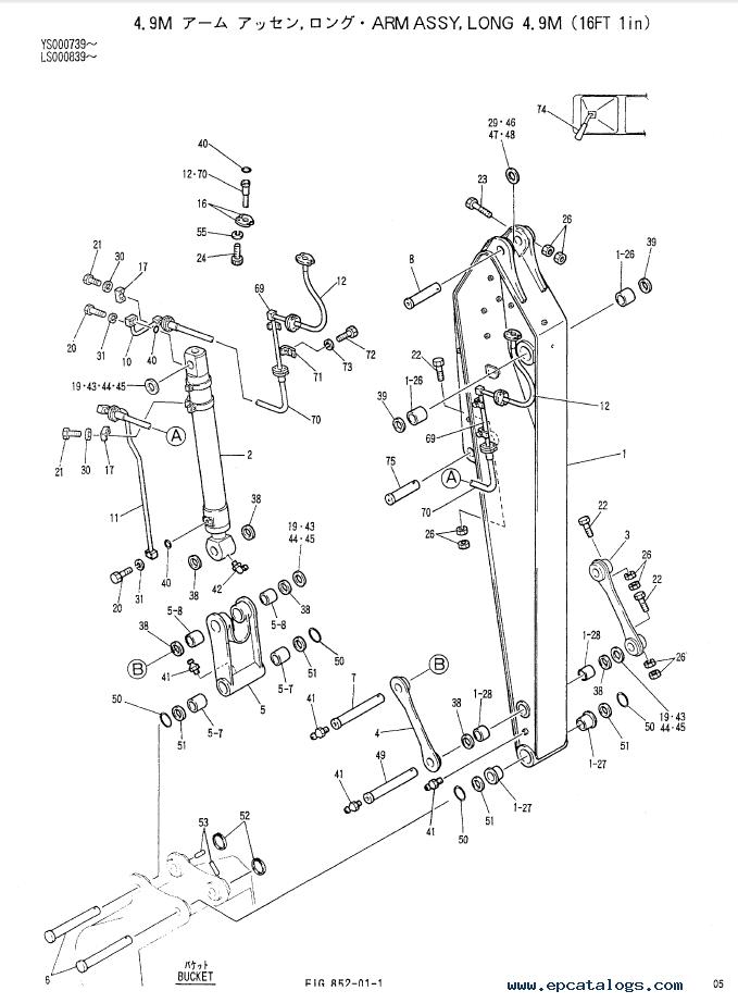 Kobelco SK460 SK460LC Mark IV Hydraulic Excavators PDF