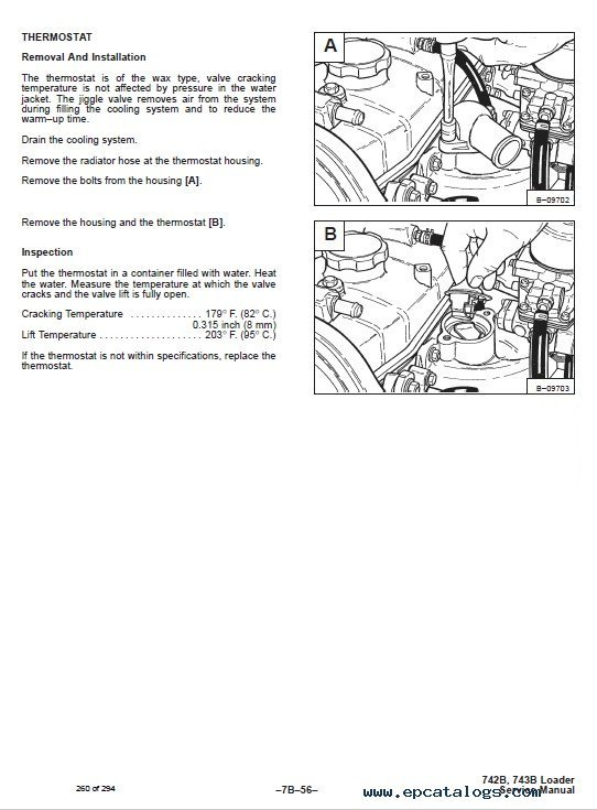 Bobcat 743b Parts Diagram Pdf. Engine. Wiring Diagram Images