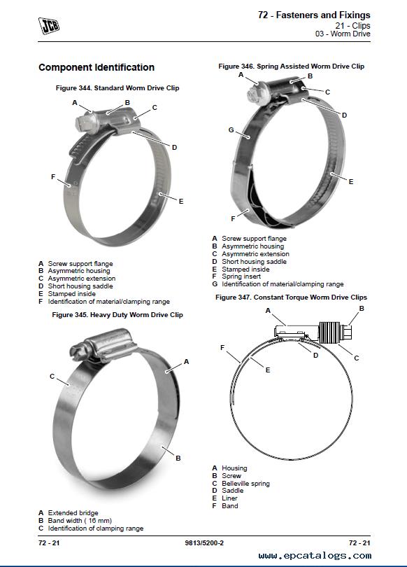 Download JCB Dumpster 1THT Service Manual PDF