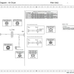 Kenworth Wiring Diagrams Autopsy Diagram Chart T660 Cummins Ism Isx Schematics Manual Pdf
