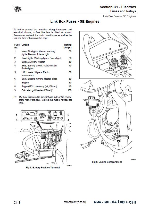 JCB Loadall 540-140/170, 550-140/170, 535-125/140 HiViz PDF